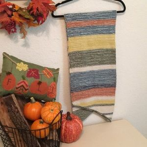 New Mossimo fall multi-colored scarf